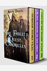 The Fabled Quest Chronicles Box Set: Books 1-3 Kindle Edition