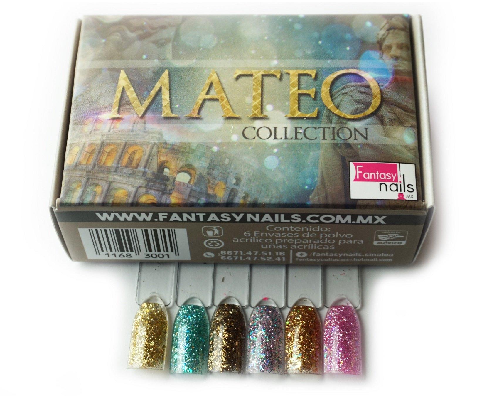 Amazon.com: Fantasy Nails Sinaloa - Acrylic Powder UNICORNIO ...