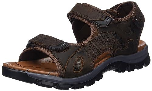 6af2eba5766 Coronel Tapioca Marron Sandalia Caballero, Tira a T para Hombre, 0, 44 EU:  Amazon.es: Zapatos y complementos