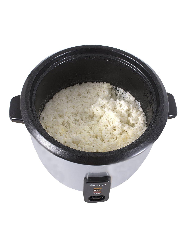 Reis im Reiskocher