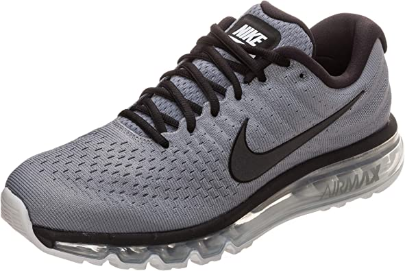 Nike Air MAX 2017, Zapatillas de Trail Running para Hombre, Gris ...