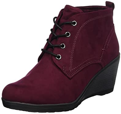 112fd2a83168 MARCO TOZZI Women s 25111 Ankle Boots  Amazon.co.uk  Shoes   Bags