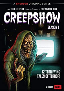 Book Cover: Creepshow. Season 1