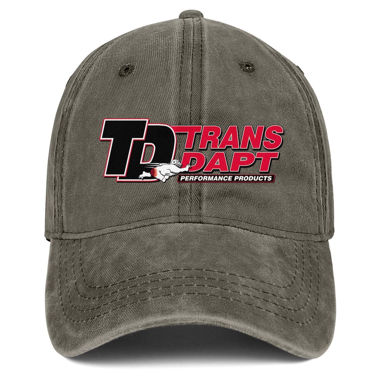 Trans-Dapt-Performance-Products Womens Mens Vintage Wash Cowboy Baseball Caps Cute Fishing Hat