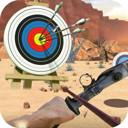 Archery Target Shooting Sim (Archery Tournament Target)