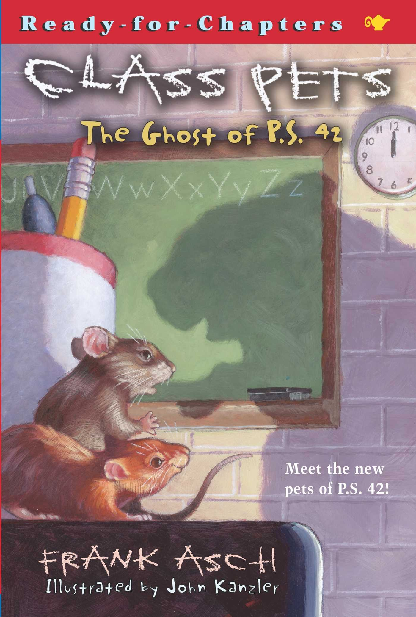 Download The Ghost of P.S. 42 (Class Pets) pdf epub
