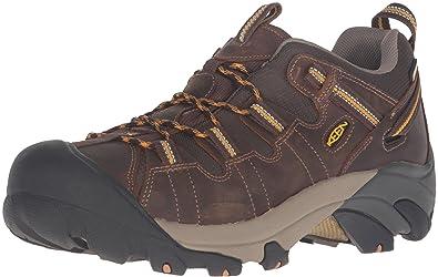 2c3cc64a9 Keen Men's Targhee II WP Mid Wide Hiking Boot