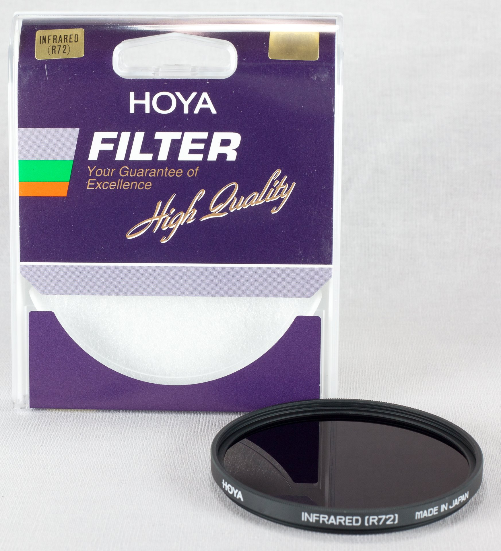 Hoya 67mm RM72 Infrared Filter