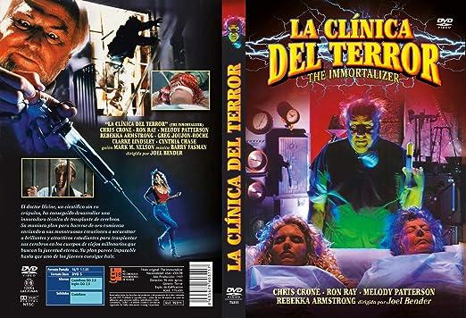 La Clínica del Terror DVD 1989 The Immortalizer: Amazon.es ...