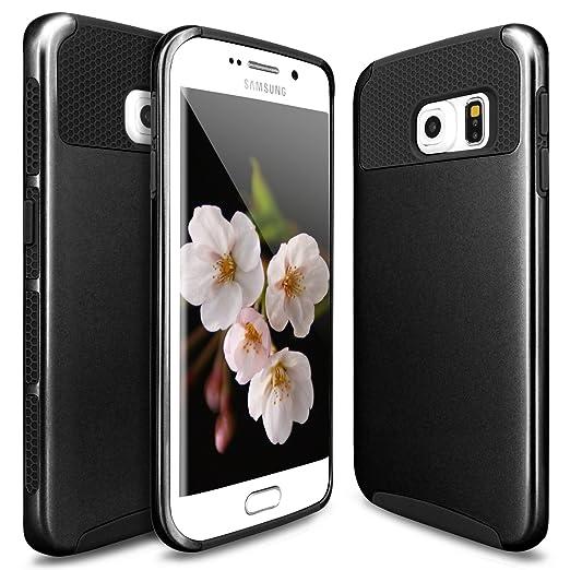 9 opinioni per Cover S6 Edge, Cover Galaxy S6 Edge, Custodia Galaxy S6 Edge, Hinpia Elegante