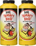 Anti Monkey Butt Powder with Calamine, 6 Ounce (Pack of 2)