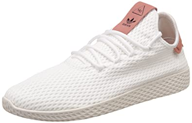 Amazon.com | adidas Pharrell Williams Tennis HU (Kids ...