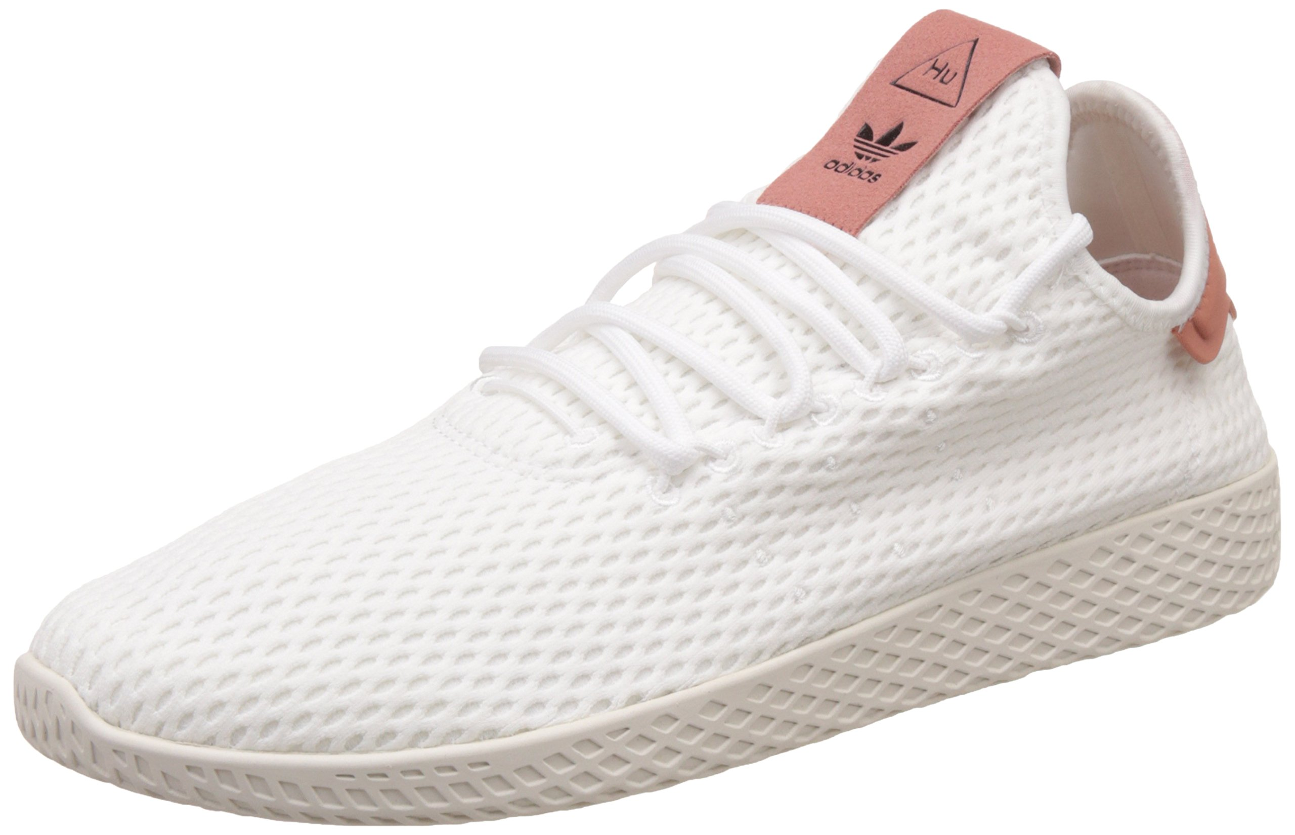 8d8c47aa6 Galleon - Adidas Pharrell Williams Tennis Hu Girls Sneakers White