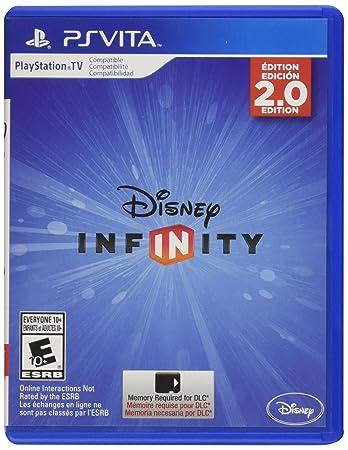 Amazon.com: Disney infinity 2.0 PSVita Juego y Base ...