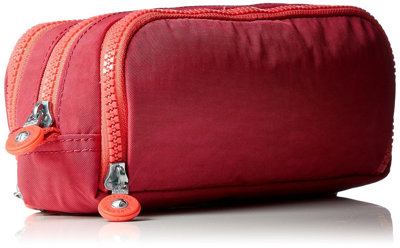Kipling - GITROY - Large Pen Case - Punch Pink C - (Pink)