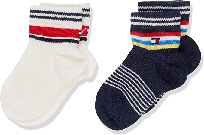 Pack of 2 Tommy Hilfiger Baby Socks