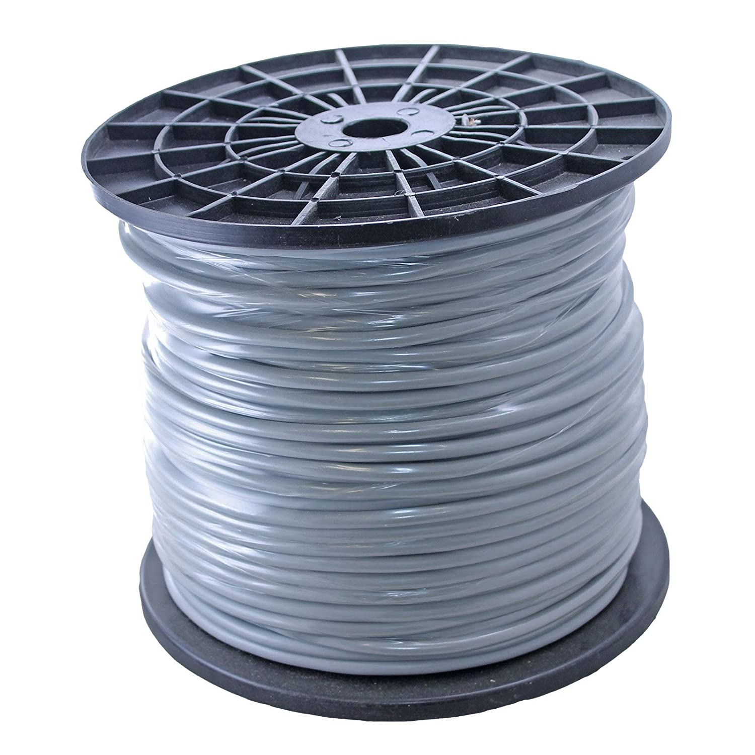 500ft Spool Of 20awg Balanced Pro Audio Wire For Xlr Trs Cable Wiring Color 2 Grey Musical Instruments