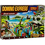 Goliath - 80897.004 - Jeu de Construction - Domino Express - Ile Maudite Pirate - Skull Island - 200 dominos