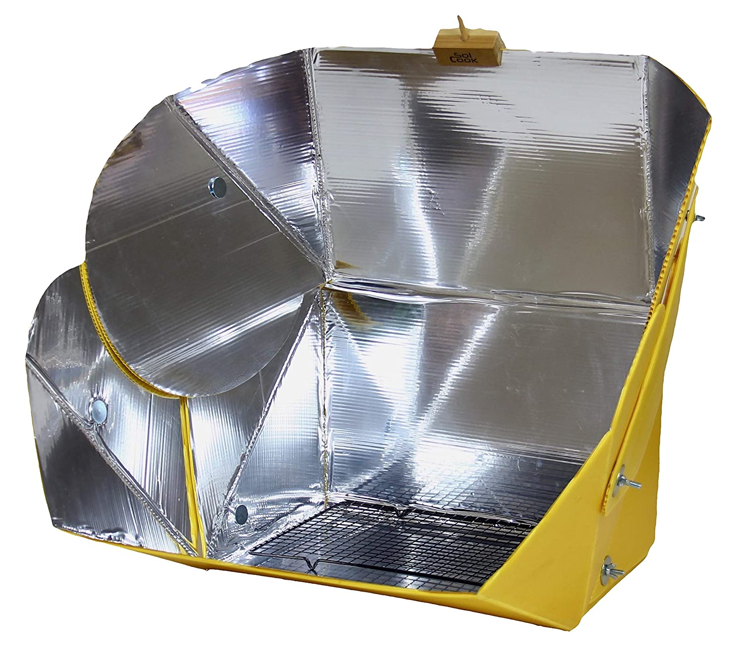 All Season Solar Cooker Camper