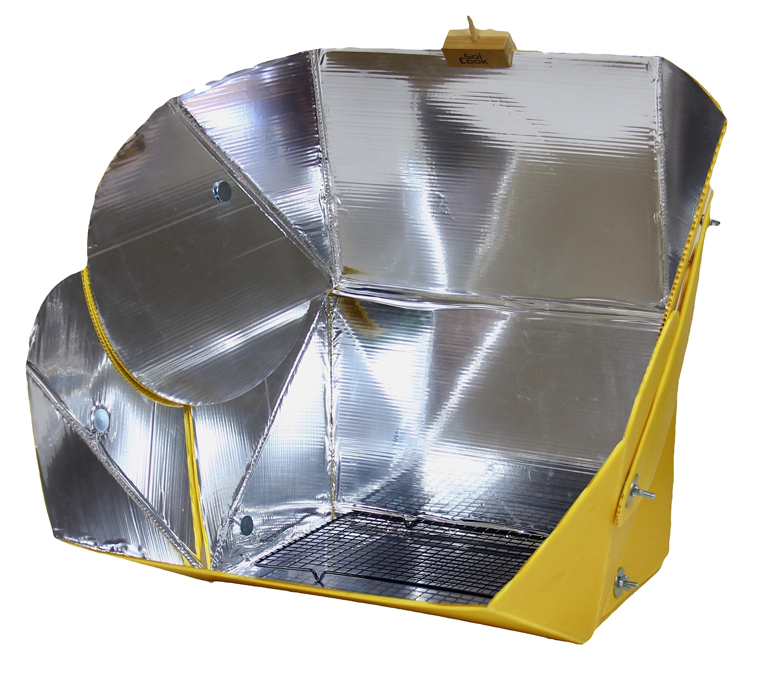 All Season Solar Cooker Camper by SolCook