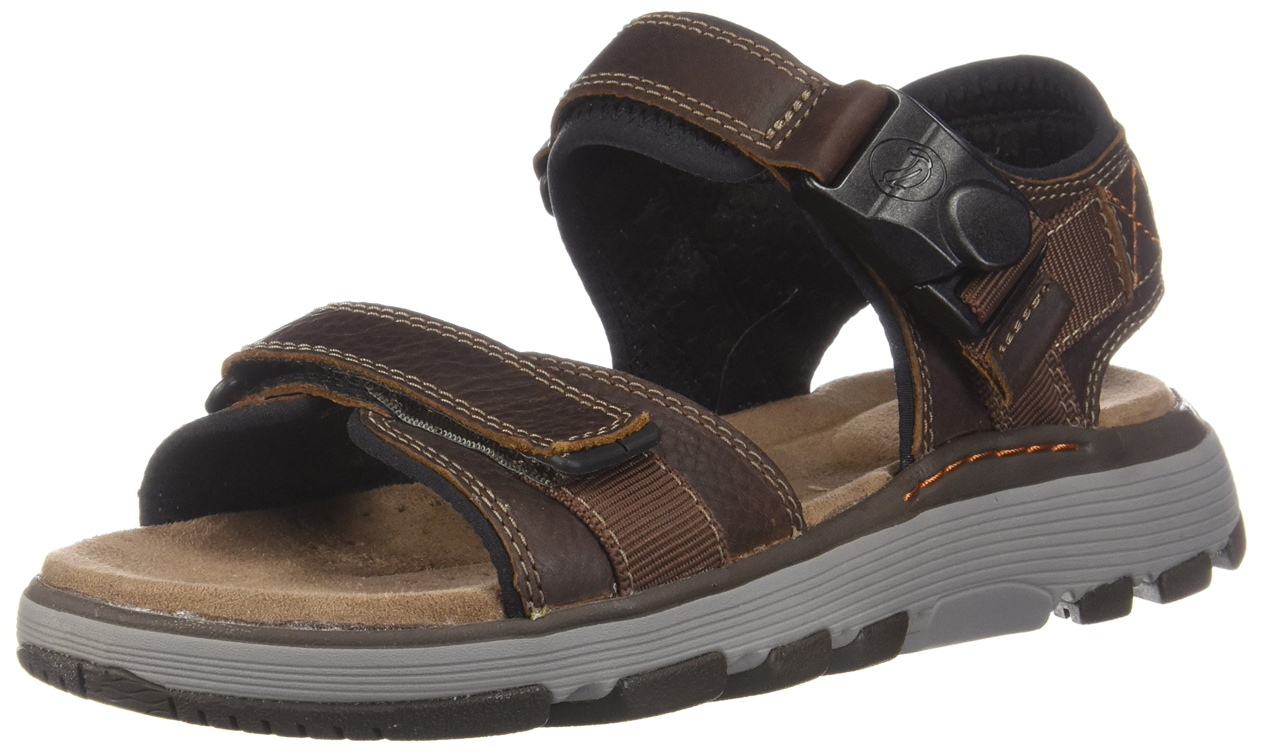 05fc3b666619 Galleon - CLARKS Mens Un Trek Part Casual Shoe