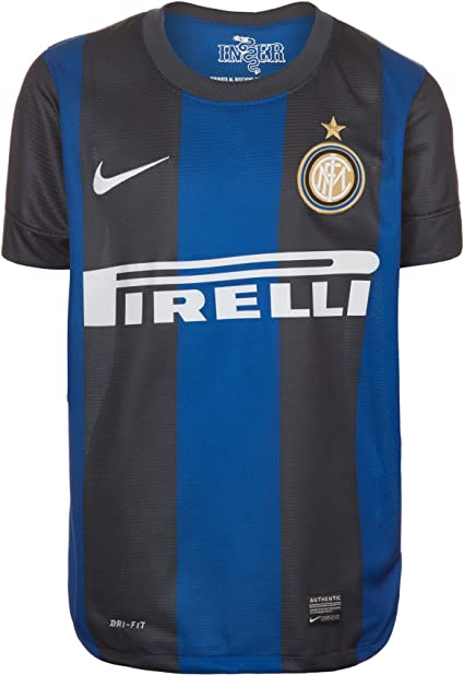 Nike Inter Milan Home Maillot à Manches Courtes pour garçon