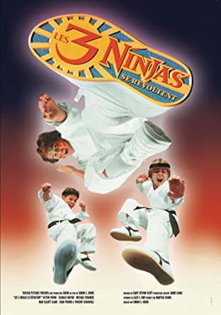 Les 3 ninjas se revoltent [Francia] [DVD]: Amazon.es: Victor ...