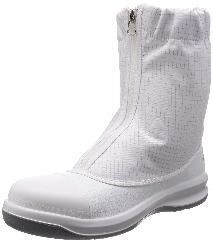 [ミドリ安全] 静電保護靴 JIS規格 クリーンルーム用 スニーカー GCR1200 フルCAP ハーフ B00FYOD5FE 26.0 cm 3E|ホワイト ホワイト 26.0 cm 3E