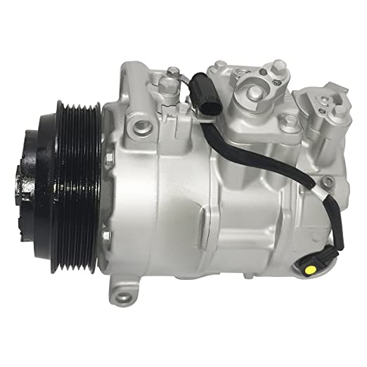Amazon.com: RYC Remanufactured AC Compressor and A/C Clutch IG394: Automotive