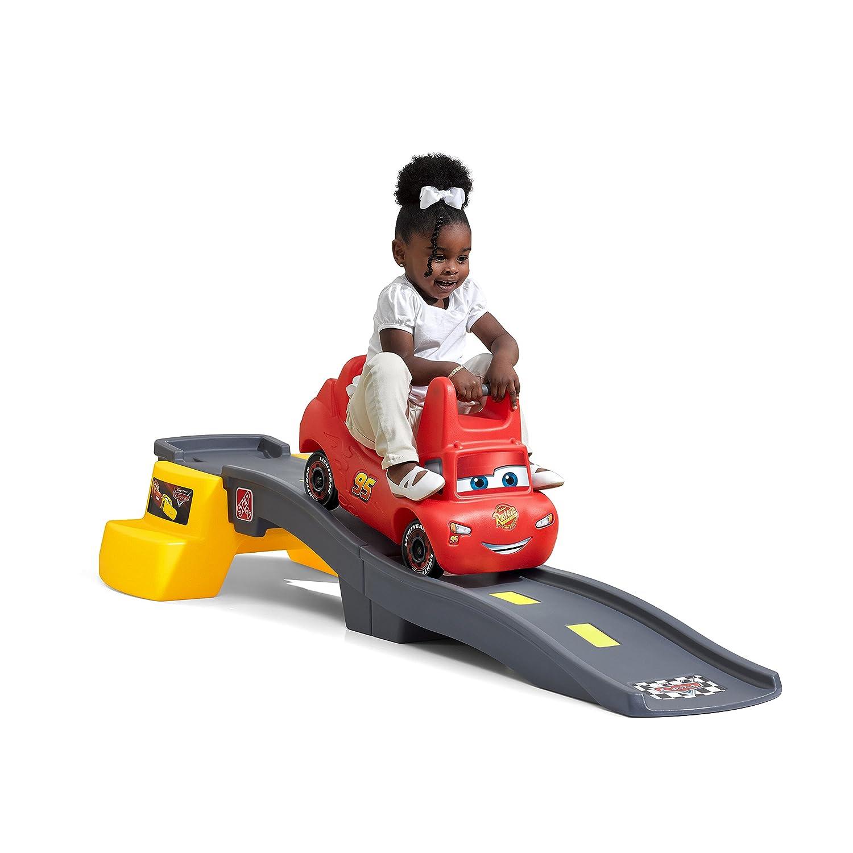 amazon com step2 wheels extreme thrill coaster ride on toys