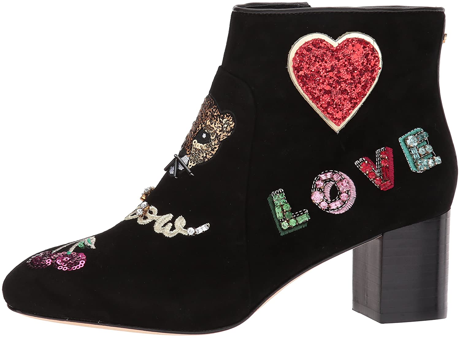 Kate Spade New York Womens Liverpool Ankle Boot