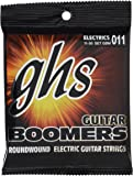 GHS Strings GBM Guitar Boomers, Nickel-Plated Electric Guitar Strings, Medium (.011-.050)