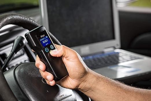 Dräger Alcotest 5820 Digitaler Promille Alkoholtester Polizeigenau Geprüft Auto
