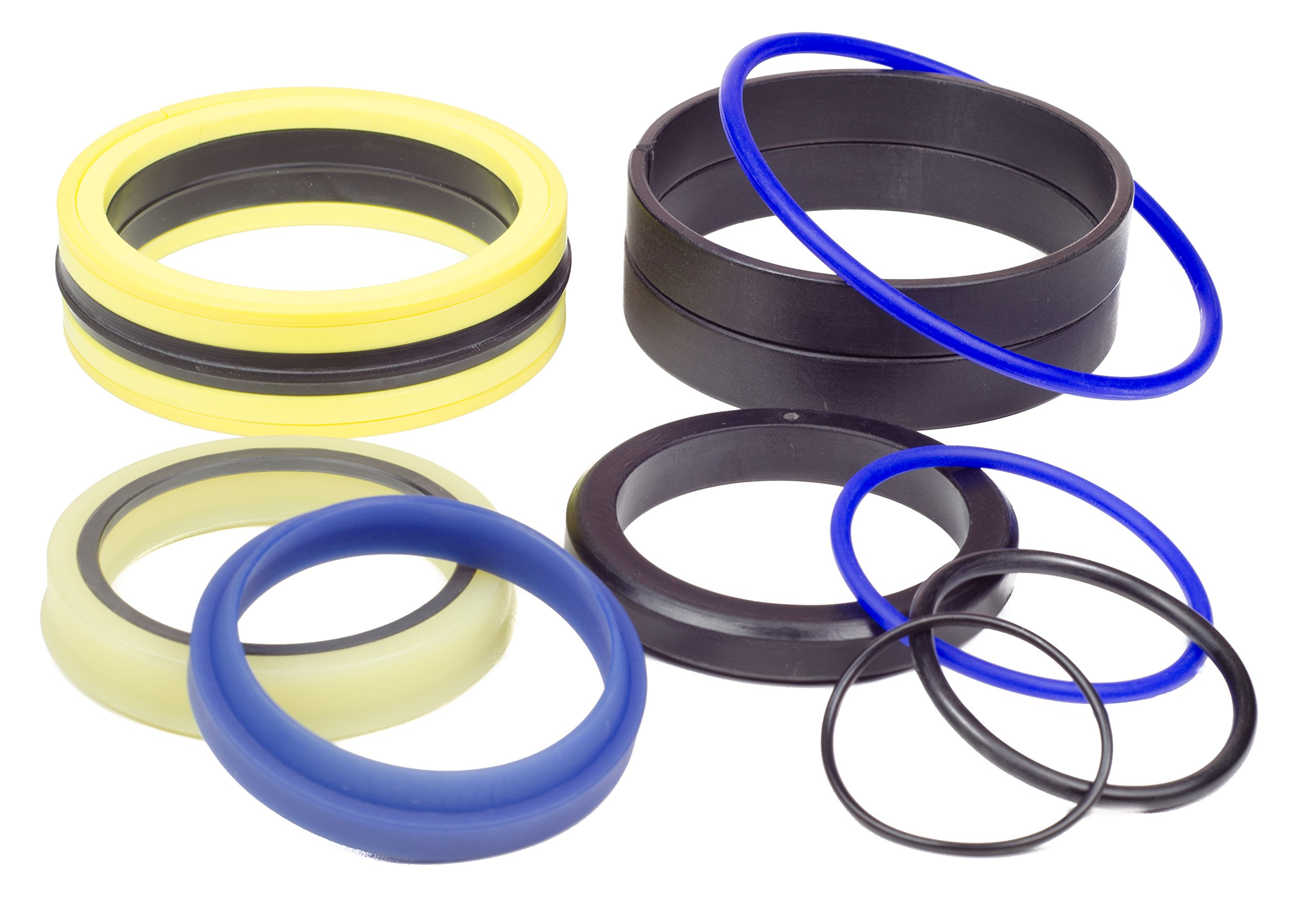 JCB 991-00123 Aftermarket Hydraulic Cylinder Seal Kit by Kit King USA