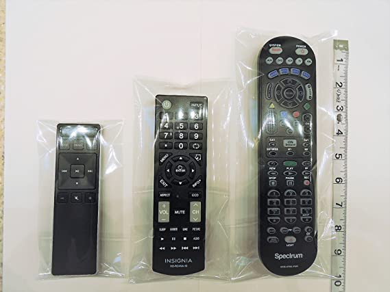 Amazoncom Tv Remote Covers S Fits 6 M Fits 85 L Fits 10