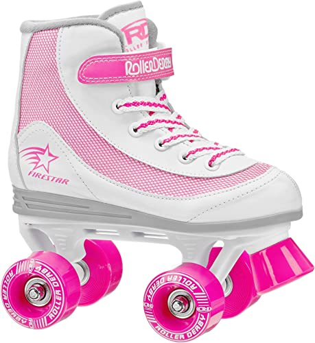 Roller Derby Girls FIRESTAR Roller Skates Certified Refurbished