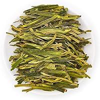 Oriarm 500 Gramos Dragon Well Longjing Tea Loose Leaf Chinese Green Tea Leaves Long Jing Té Verde chino