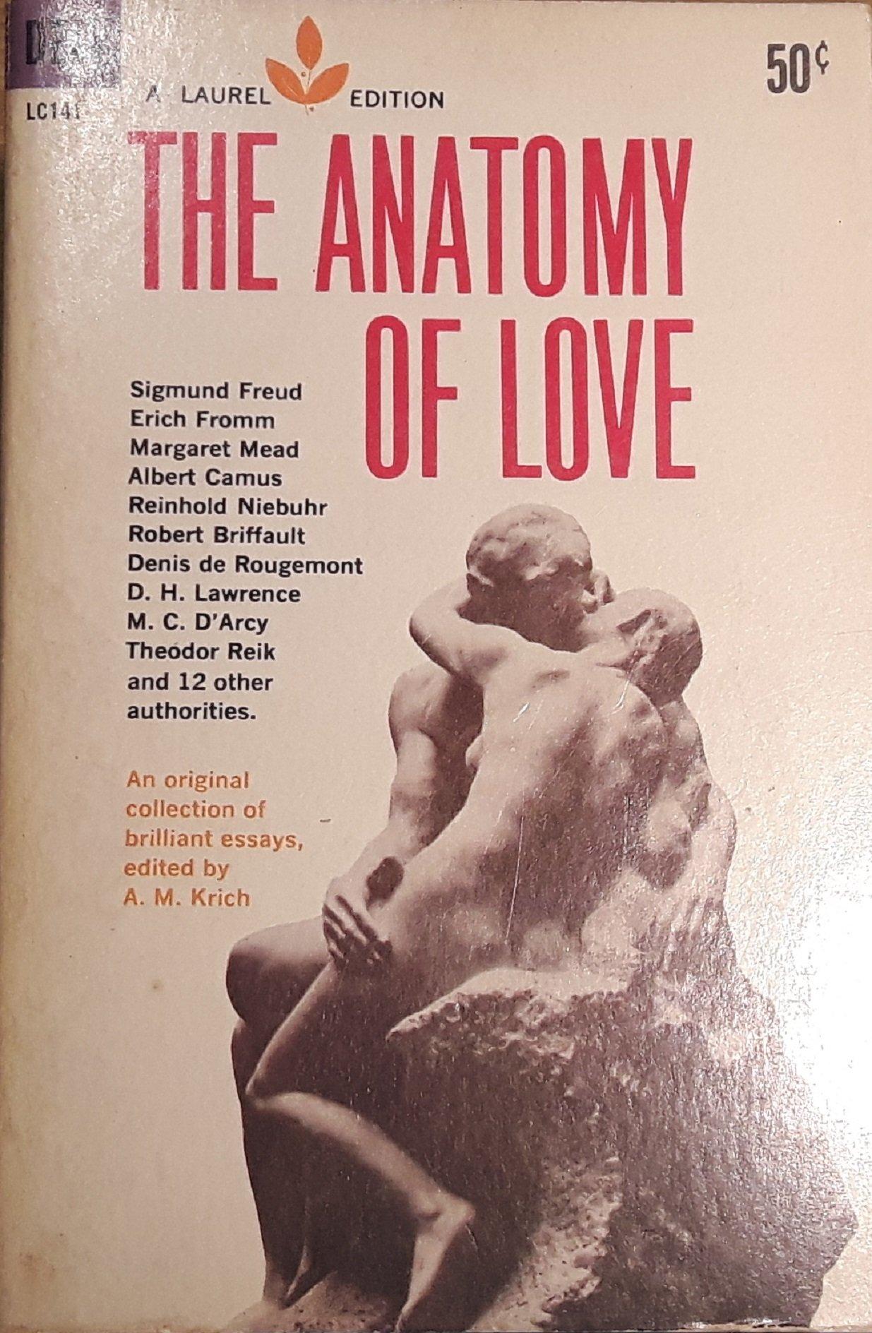 Anatomy of Love: A. M. (Editor) Kirch: Amazon.com: Books