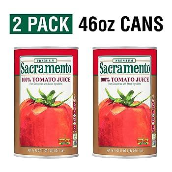 Sacramento Tomato Juice