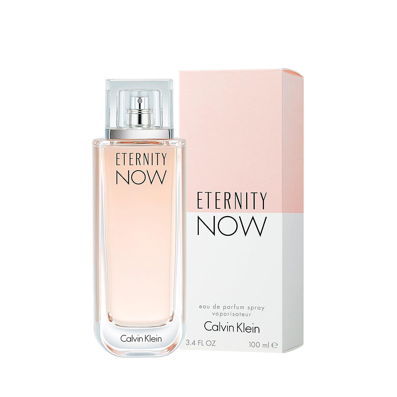 Calvin Klein Eternity Now For Women Eau De Parfum 100 Ml Amazonco