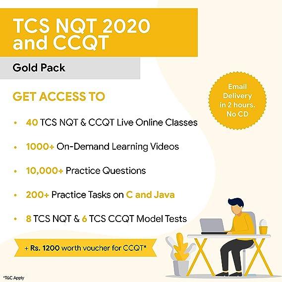 ConduiraOnline - TCS NQT(National Qualifier Test) 2020