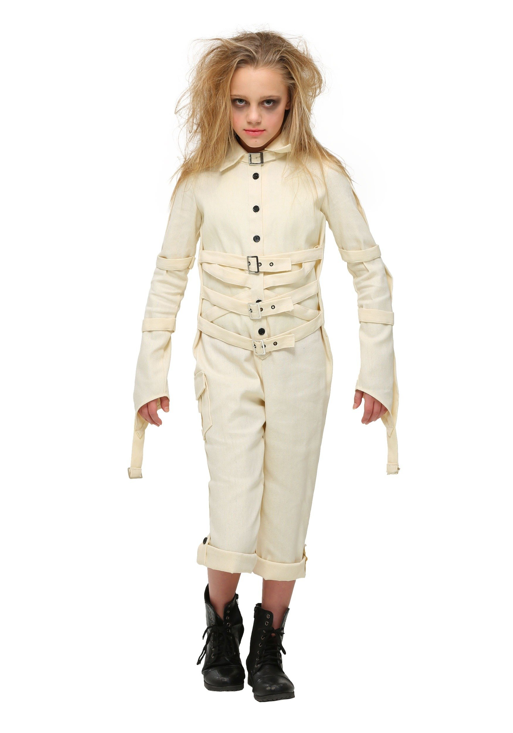 Fun Costumes Classic Straight Jacket Costume Large by FunCostumes