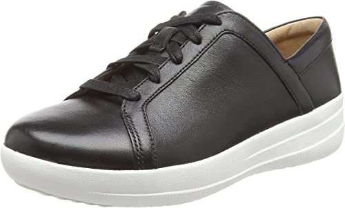 F-Sporty Ii Lace Up Sneakers-Leathe