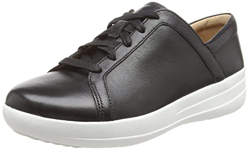 hot sale online 6dbb5 ccade Fitflop F-Sporty II Lace Up Sneakers, Scarpe da Ginnastica in Pelle Donna