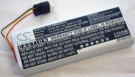 Samsung Smart Tango Robot aspirador recargable vc-ra50/RA52/ra84 ...