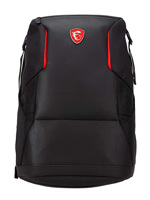 Msi Urban Raider Gaming Laptop Backpack