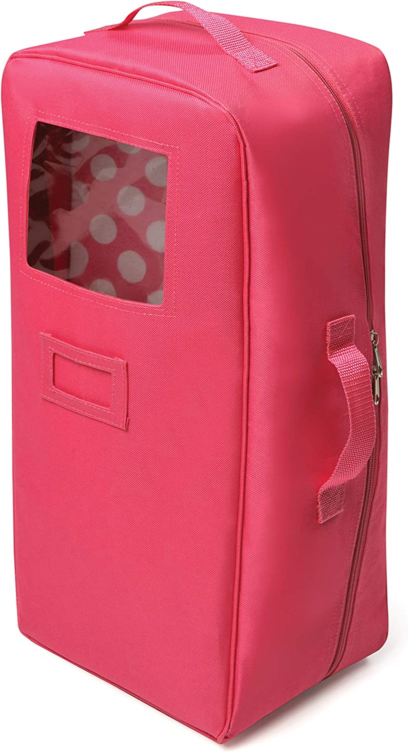 American Girl Big Doll Tote Carrier Travel Case Handles