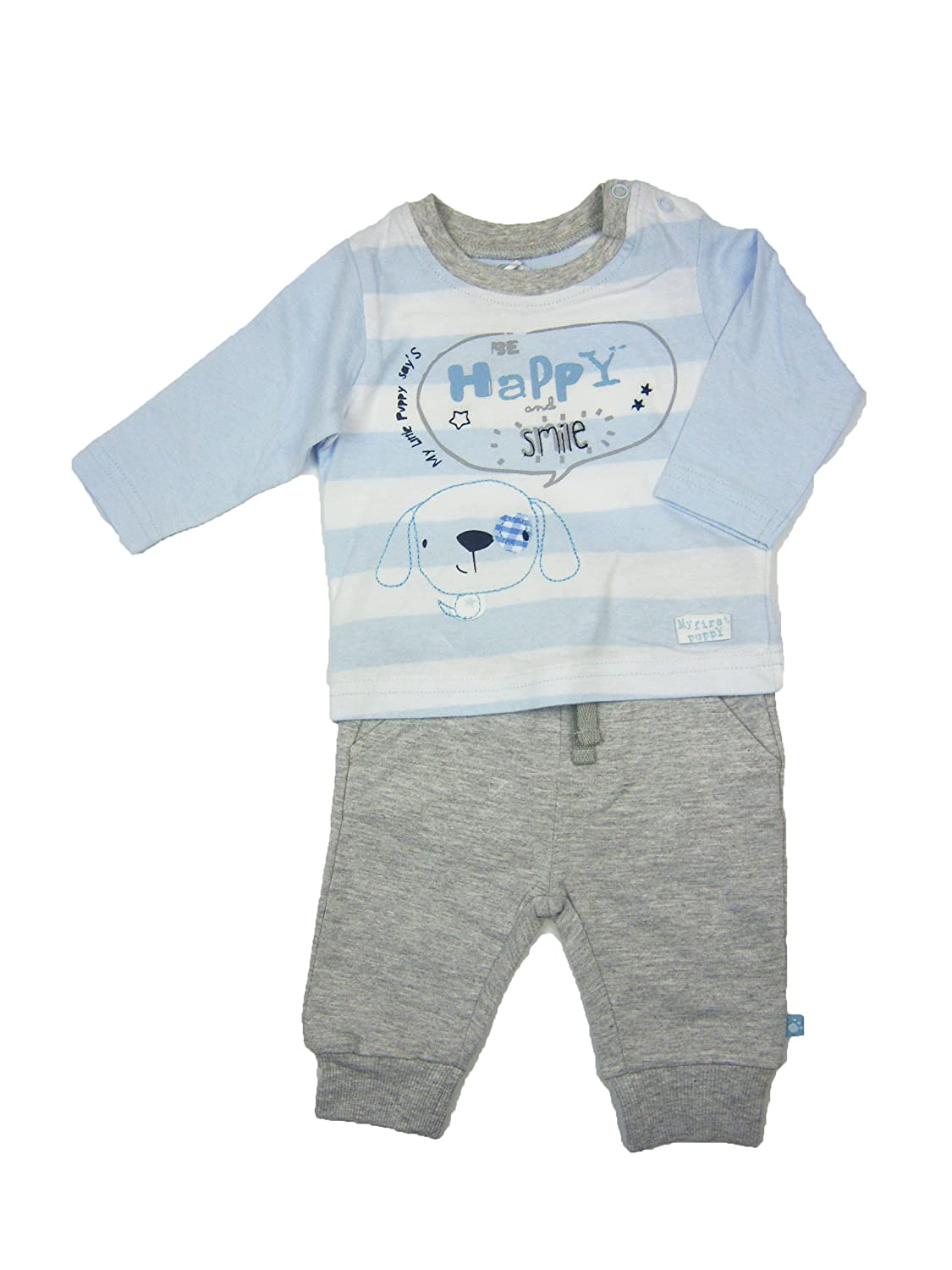 4e6be759e Baby Boy Clothing Outfit Top and Bottoms Puppy (6-9 months)  Amazon ...