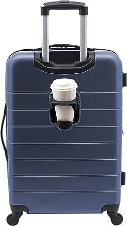 Wrangler Dedicated Carry-On Hardside Luggage