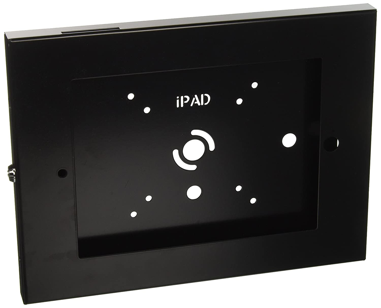 SecurityXtra - iPad SecureDOCK 2,3,4およびエアエンクロージャ - ブラック   B01N0T2BIS
